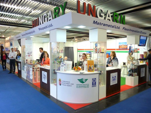 Interpack 2014 - Hungarian Stand