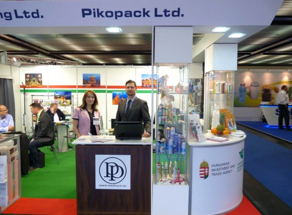 Interpack 2014 - Pikopack booth