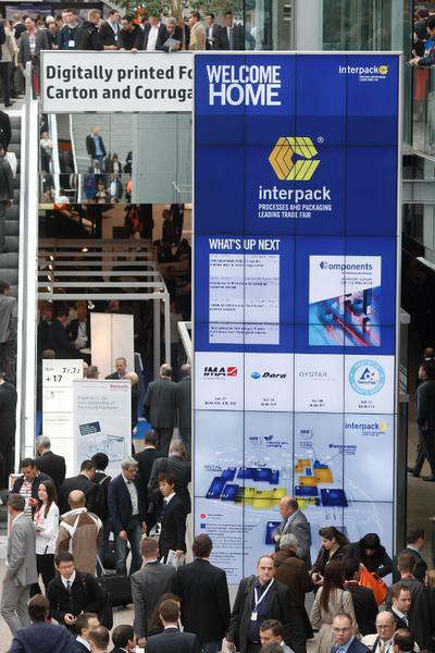Interpack 2014 - Hall 7