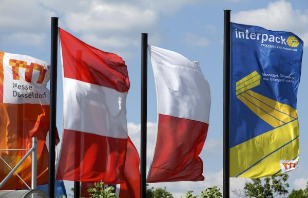 Interpack 2014 - Entrance